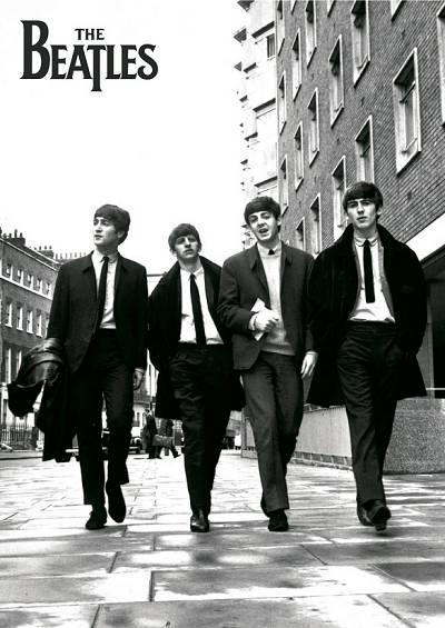 Londra, 8 agosto 1969. Ci sono quattro uomini che stanno attraversando una strada...