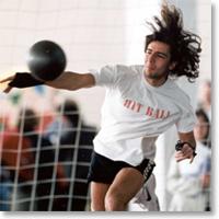 Hit Ball, lo sport della coordinazione e della fantasia...