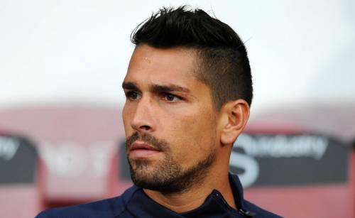 Marco Borriello passa dalla Roma alla Juventus con la formula del prestito con diritto di riscatto