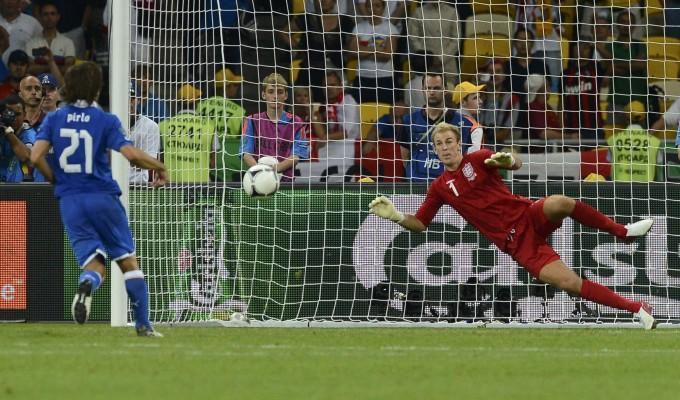 L'Italia batte l'Inghilterra 4-2 ai rigori, volando in semifinale ad Euro 2012. Giovedì gli azzurri sfideranno la Germania