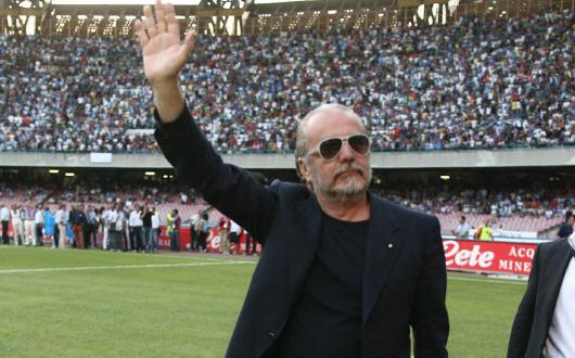 Aurelio De Laurentiis annuncia l'intenzione di non far partire il Napoli per Pechino dove è in programma la finale della Supercoppa italiana