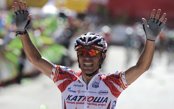 Per la prima volta uno spagnolo ha vinto, in oltre 100 anni di storia, il Giro di Lombardia. La vittoria è andata a Joaquim Rodriguez, del team Katusha