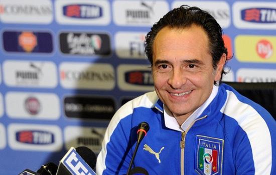 Cesare Prandelli ha parlato a Coverciano all'indomani della vittoria per 3-1 in Armenia