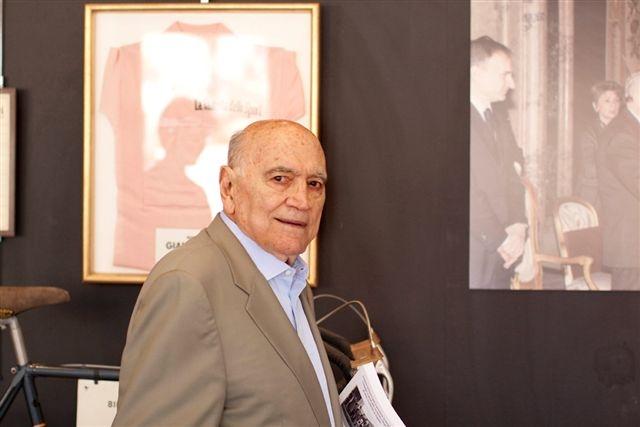 Fiorenzo Magni se ne andato oggi nell'ultima volata della sua vita a quasi 92 anni (li avrebbe compiuti il prossimo 7 dicembre)