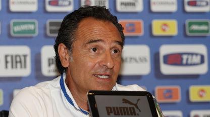 Cesare Prandelli ha parlato in conferenza stampa a Coverciano