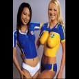 In corso in Germania il campionato erotico europeo. Le calciatrici tedesche in campo nude e c'è pure l'Italia